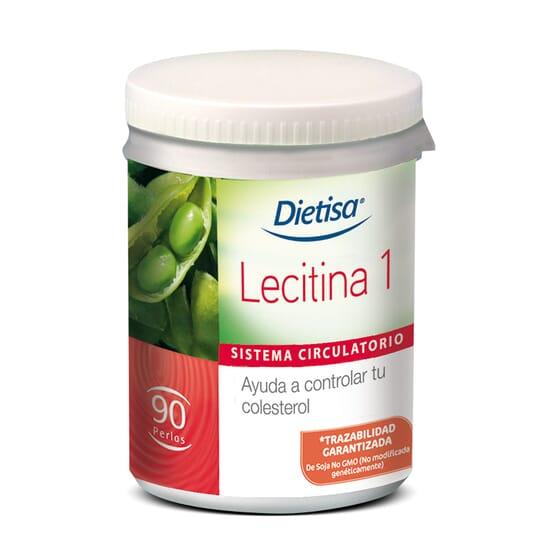 Lecitina 1 - 90 Pérolas da Dietisa