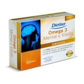 Omega 3 Mental & Vision 45 Perlas de Dietisa