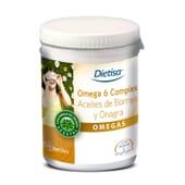 Omega 6 Óleo De Borragem E Onagra 90 Pérolas da Dietisa