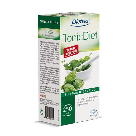 Tonicdiet 250 ml da Dietisa