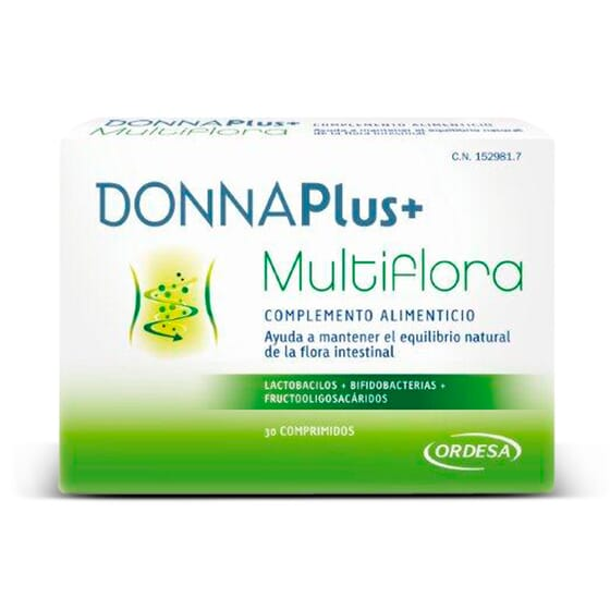 Donnaplus Multiflora 30 Tabs da Donnaplus