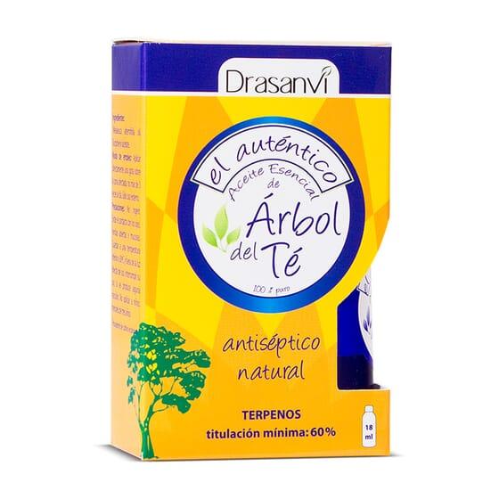 Óleo De Árvore-Do-Chá 18 ml da Drasanvi