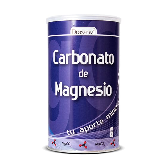 Carbonato De Mangesio 200g de Drasanvi