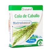 Cola de Caballo Nutrabasics - Drasanvi - ¡Cápsulas vegetales!