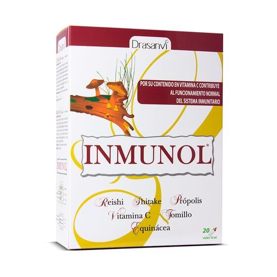 Inmunol 20 x 10 ml da Drasanvi
