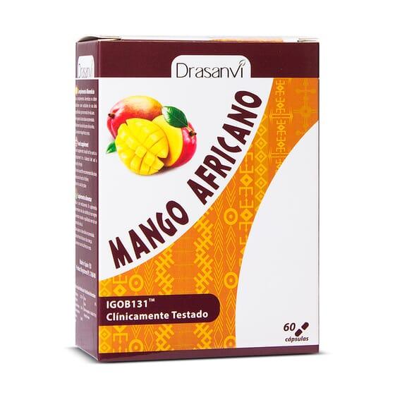 Mango Africano 60 Caps de Drasanvi