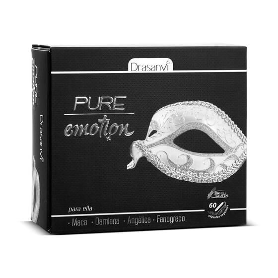 Pure Emotion Mujer 60 Vcaps de Drasanvi