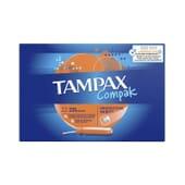 Tampax Compak Super Plus 22 Unités de Tampax