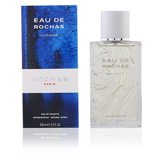EAU DE ROCHAS HOMME EDT VAPORIZADOR 100 ML de Rochas