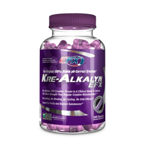 Kre-Alkalyn Efx 240 Caps da All american efx