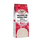 SALVADO DE AVENA FINO BIO 500g - EL GRANERO INTEGRAL