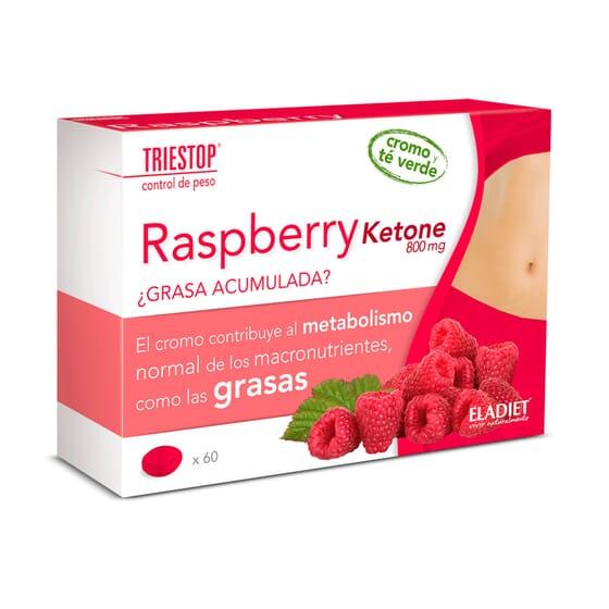 Triestop Raspberry Ketone 800Mg 60 Tabs da Eladiet