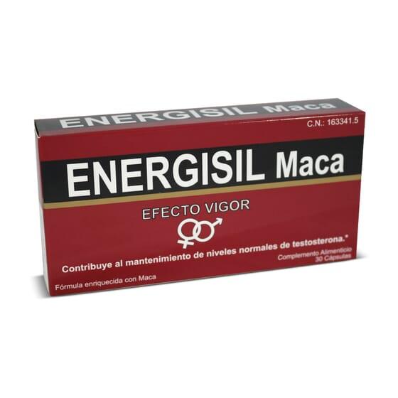 Energisil Maca 30 Caps de Energisil