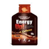 Energy Up! + Caffeine 40g da Victory Endurance