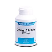 OMEGA 3 ACTIVO 1000mg - 120 Caps - EQUISALUD