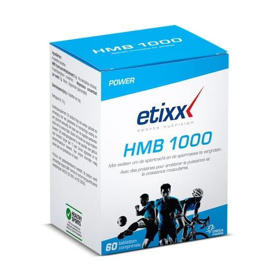 HMB 1000 60 Tabs de Etixx
