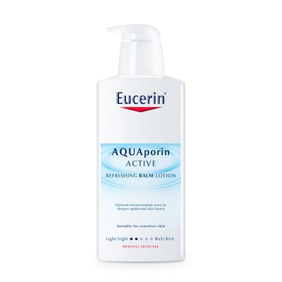 EUCERIN AQUAPORIN ACTIVE LAIT RAFRAÎCHISSANT 400 ml - EUCERIN