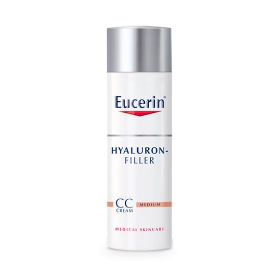 EUCERIN HYALURON FILLER CC CREAM MEDIUM 50 ml - EUCERIN