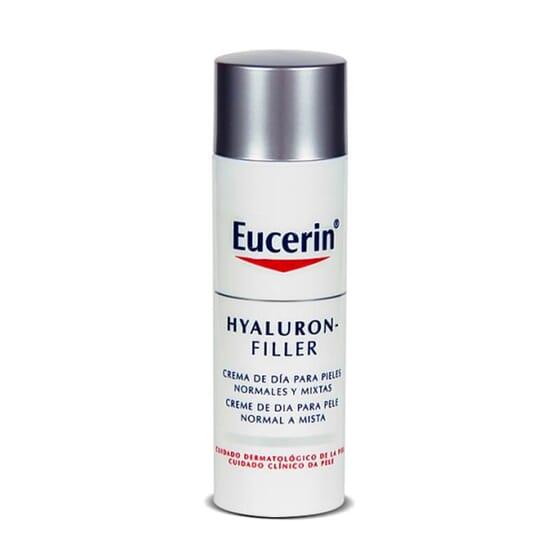 EUCERIN HYALURON FILLER SOIN DE JOUR PEAU NORMALE À MIXTE 50 ml - EUCERIN