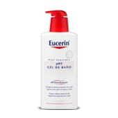 GEL DE BAÑO PH5 SKIN PROTECTION 400 ml de Eucerin