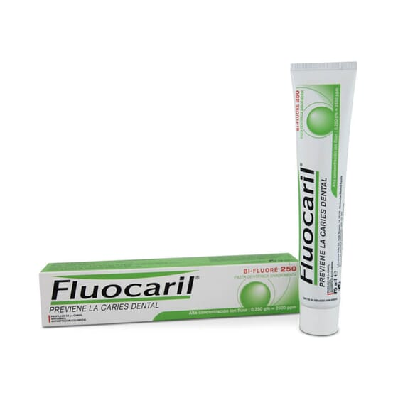 FLUOCARIL BI-FLUORÉ 250 mg DENTIFRICE - FLUOCARIL