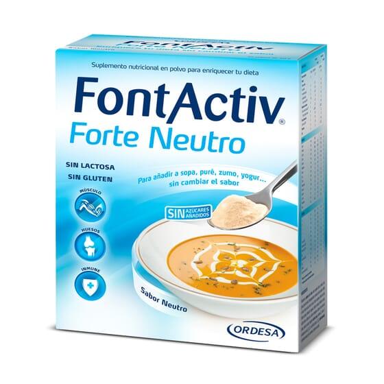 Fontactiv Forte Neutro 10 x 30g da Fontactiv