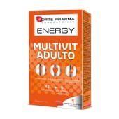 ENERGY MULTIVIT ADULTO 28 Tabs - FORTE PHARMA