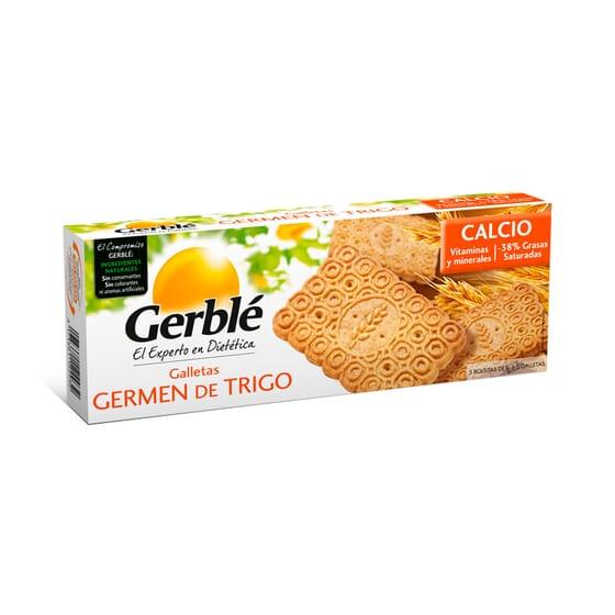 Bolachas De Germe De Trigo 25 x 8,4g da Gerblé