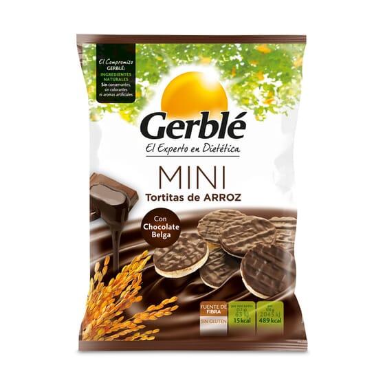 Mini Tortitas De Arroz 48g da Gerblé