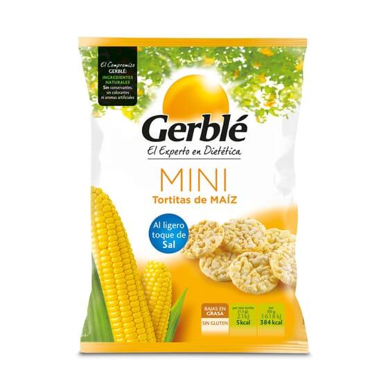 MINI GALETTE MAÏS 24 g - GERBLÉ