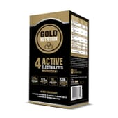 4 Active Electrolytes 10 x 3g de GoldNutrition