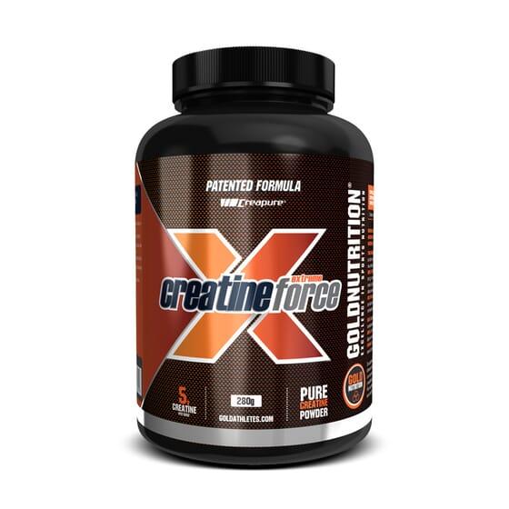 Creatine Extreme Force 280g da Gold Nutrition
