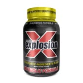 EXTREME CUT EXPLOSION 120 Caps - GOLD NUTRITION