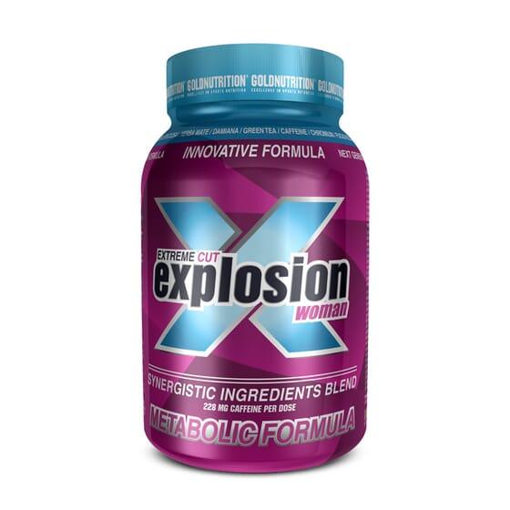 Extreme Cut Explosion Woman 120 Caps da Gold Nutrition