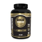 L-CARNITINE 60 Caps - GOLD NUTRITION