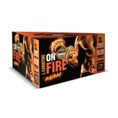 L-CARNITINE ONFIRE MAN 15 x 10ml - GOLD NUTRITION