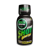 ONE SHOT ENERGY 60ml - GOLD NUTRITION