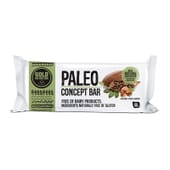 PALEO CONCEPT BAR 20 x 50g - GOLD NUTRITION