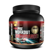 PRE WORKOUT ENDURANCE 300 g - GOLD NUTRITION