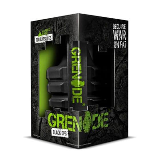 Grenade Black Ops 100 Caps de Grenade