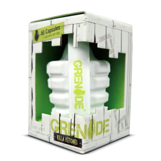 Grenade Killa Ketones 60 Caps de Grenade