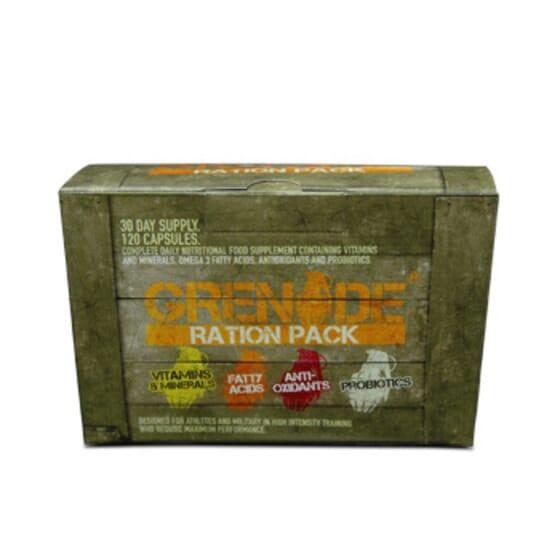Grenade Ration Pack 120 Caps da Grenade