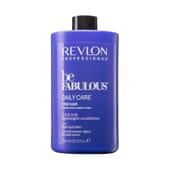 Be Fabulous Daily Care Fine Hair Cream Conditioner 750 ml de Revlon