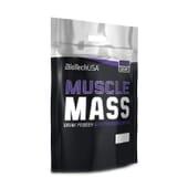 MUSCLE MASS 4000g de Biotech USA