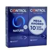 CONTROL NATURE (MEGA AHORRO) 24 Ud