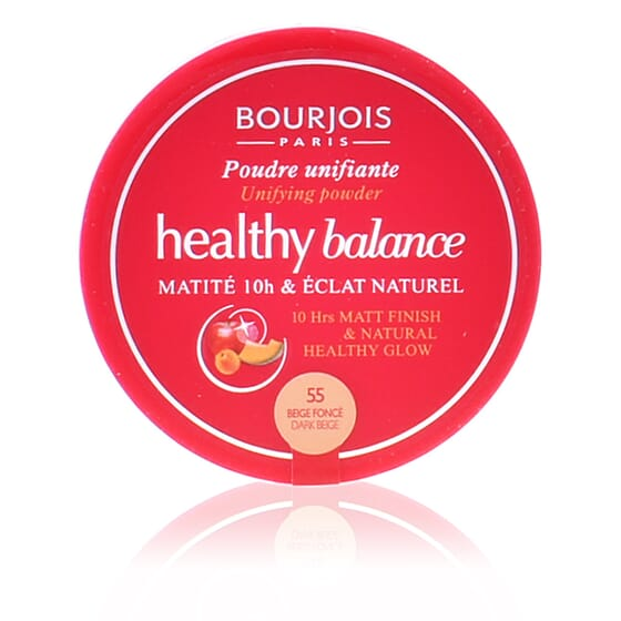 HEALTHY BALANCE #55 DARK BEIGE 9G de Bourjois