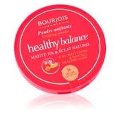 HEALTHY BALANCE UNIFYING POWDER #56 LIGHT BRONZE 9G de Bourjois