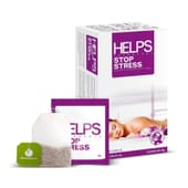 STOP STRESS 20 Infusiones - HELPS