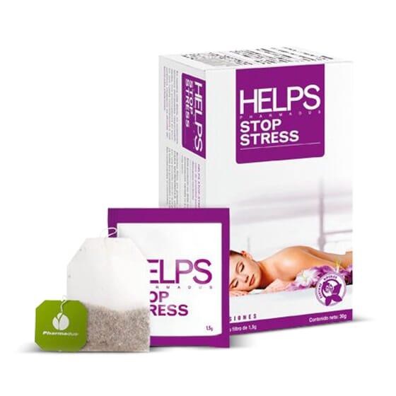 Stop Stress 20 Infusões da Helps