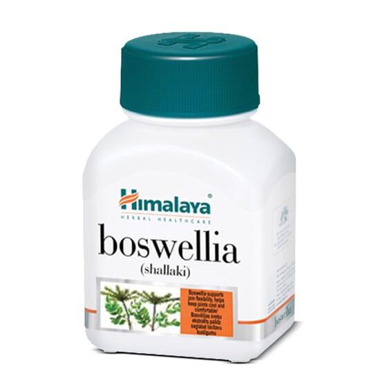 Boswellia Shallaki 60 Caps de Himalaya Herbals